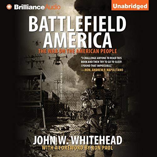 Battlefield America cover art
