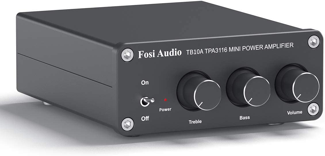 Fosi Audio TB10A 2 Channel Stereo Class D Amplifier
