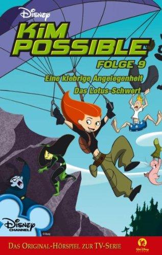 Disney Kim Possible TV-Serie Folge 9 - Eine klebrige Angelegenheit /Das Lotus-Schwert [Musikkassette]