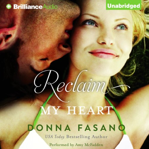 Reclaim My Heart audiobook cover art