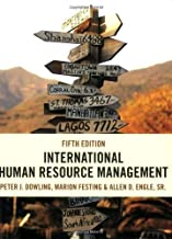 International Human Resources Management by Peter J. Dowling (2007-12-20)