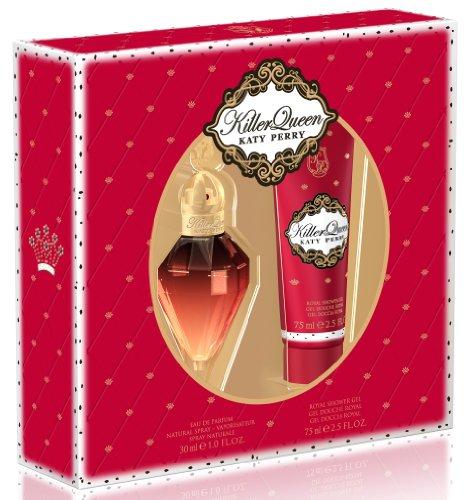 Katy Perry Katy perry killer queen edp 30 ml plus shower gel 75 ml 1er pack 1 x 2 set