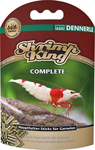 Shrimp King Complete - Garnalenvoer | Hoofdvoeder voor garnalen in het aquarium 45 g