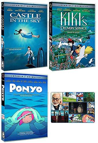Hayao Miyazaki - Castle in the Sky / Kiki