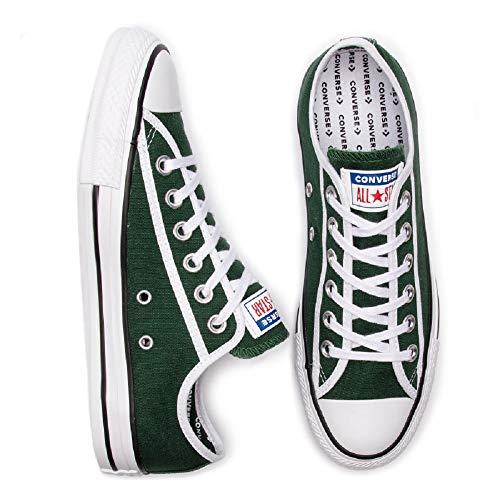 Converse , Herren Sneaker Grün grün, Grün - grün - Größe: 39.5 EU