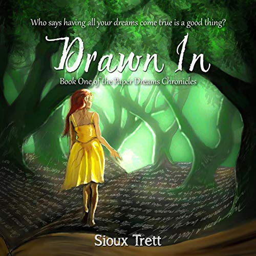 Drawn In audiobook cover art