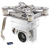 DJI Phantom 3 Advanced ADV Drone - New 2.7K Camera, 3-Axis Gimbal & 16GB MicroSD -