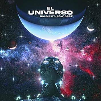 El Universo (feat. Row Grrz)