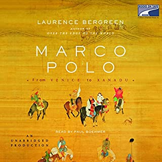 Marco Polo audiobook cover art