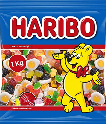 Haribo - Cocktail - caramelle gommose - 1 chilogrammo…