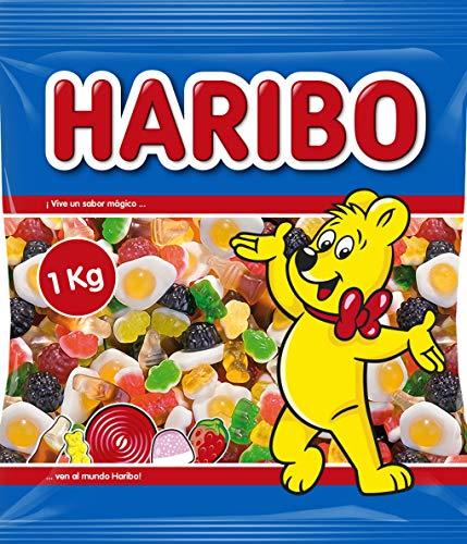 Haribo - Cocktail - Caramelos de goma - 1 kg