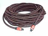 AudioQuest optilink-320MデジタルToslink光ファイバーケーブル65フィート