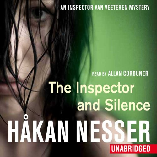 Inspector and Silence audiobook cover art