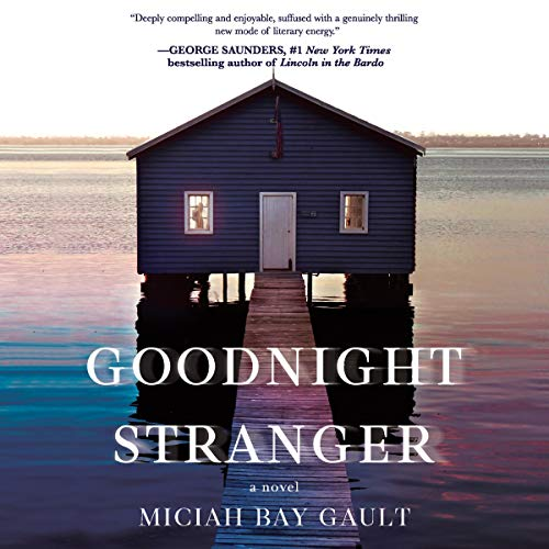 Goodnight Stranger audiobook cover art