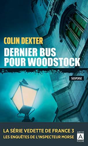 Le dernier bus pour Woodstock - Colin Dexter 51PIZi5V3+L