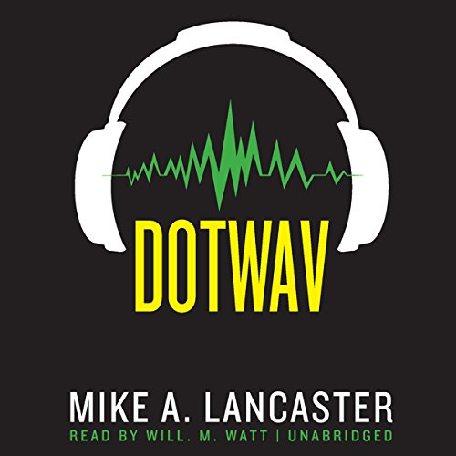 dotwav audiobook cover art