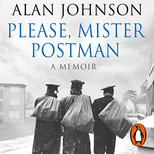 Please, Mister Postman audiobook cover art