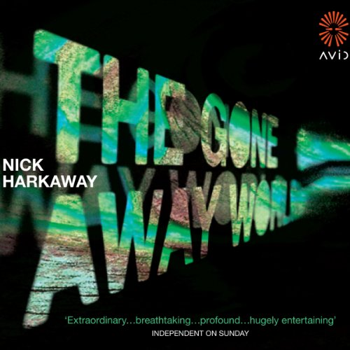 Couverture de The Gone-Away World