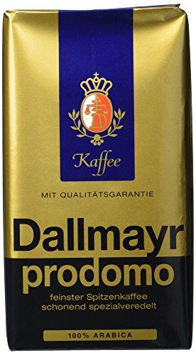 Alois Dallmayr Kaffee Ohg -  Dallmayr prodomo