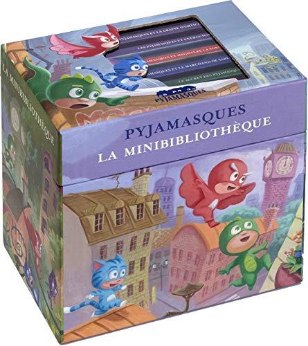 La minibibliothèque Pyjamasques (Les Pyjamasques - Giboulées - Hors série)