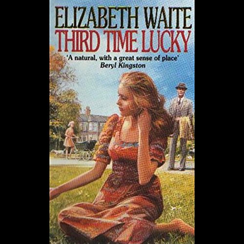 Third Time Lucky  cover art
