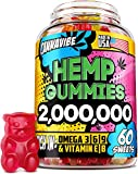 Delicious hemp gummies Good mood & relaxation All nutrients saved USA quality supplement Glad to assist you