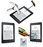 Acm Tempered Glass Screenguard Compatible with Kindle Paperwhite 3rd Gen 2015 Tablet Screen Guard Scratch Protector