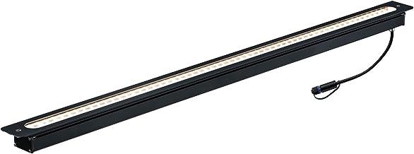 Paulmann 939.21 Outdoor Plug & Shine lampa podłogowa IP67 3000 K 8 W 24 V kąt padania 95° 93921 LED reflektor do zabudowy ...