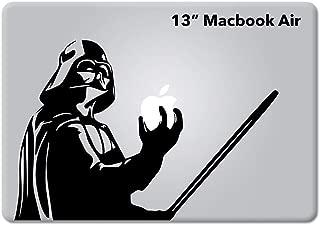 Star Wars Darth Vader Holding Vinyl Decal Apple Macbook Laptop (13
