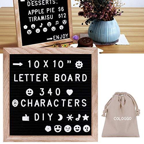 mDesign Porte courrier Mural en Plastique – Porte clé Mural avec dépôt courrier pour Le Couloir ou la Cuisine – Porte Clef Mural avec Crochet et Tableau – Noir