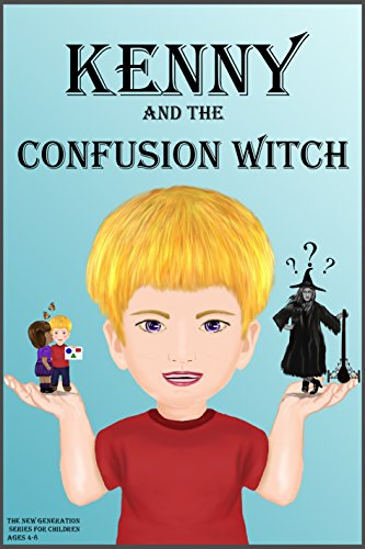Book: Kenny and the Confusion Witch by Talia Hieman