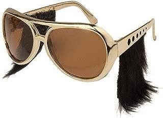 Loftus International Elvis Glasses with Sideburns