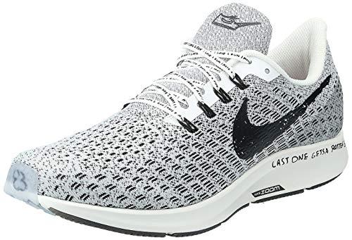 Nike Air Zoom Pegasus 35 AS Nathan Bell AT9977-101 Sail/Black Men's Running Shoes (11)