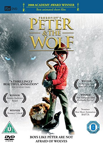Peter And The Wolf [Edizione: Regno Unito] [Reino Unido] [DVD]