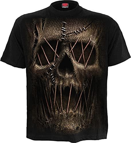 Spiral - Thread Scare - T-Shirt Black - XXL