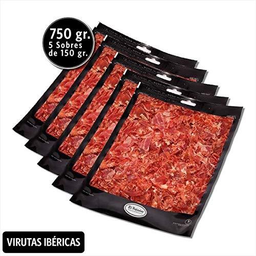 Virutas Ibéricas Envasadas al Vacío - 150gr. X5 Unidades.…