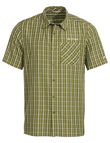 VAUDE Herren Hemd-Bluse Men's Albsteig Shirt II, wild Lime, L, 41810