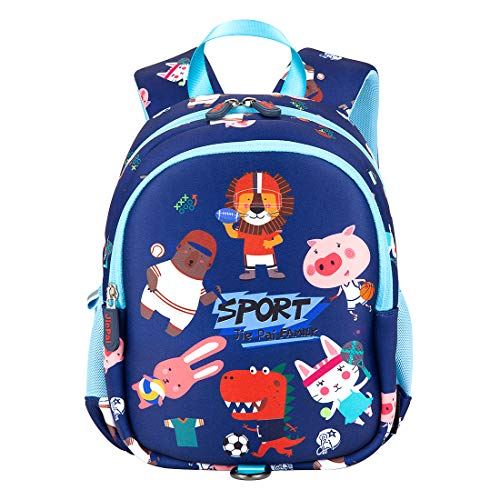 JiePai Toddler Animal Backpack