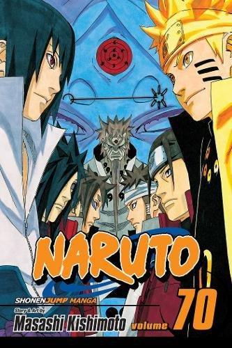 Naruto Volume 70: Naruto and the Sage of Six Paths