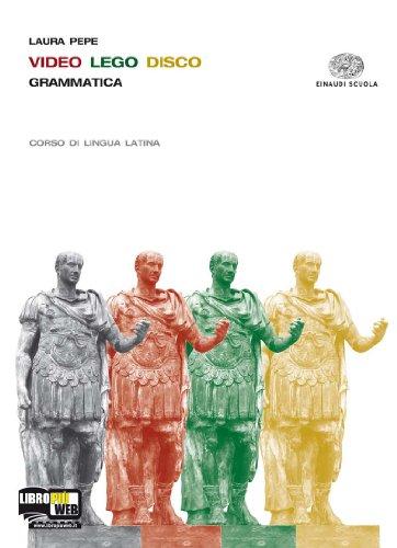 Video lego disco. Grammatica. Per i Licei e gli Ist. Magistrali. Con espansione online