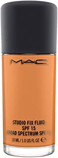 MAC(マック) スタジオ フィックス フルイッド SPF 15 NC50 [並行輸入品]