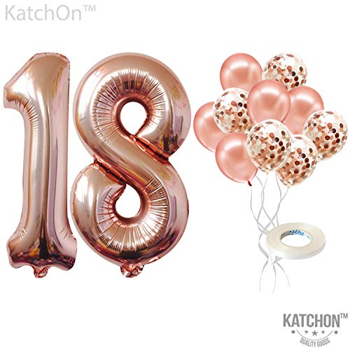 Top 10 18 balloon numbers gold for 2020