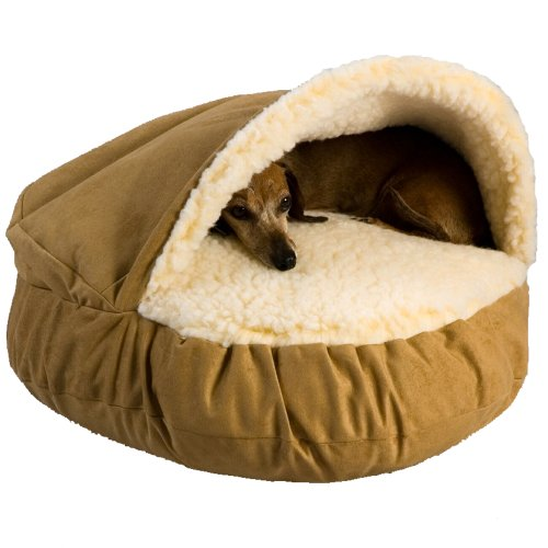 Snoozer Luxury Cozy Cave Bed for Frenchies Review