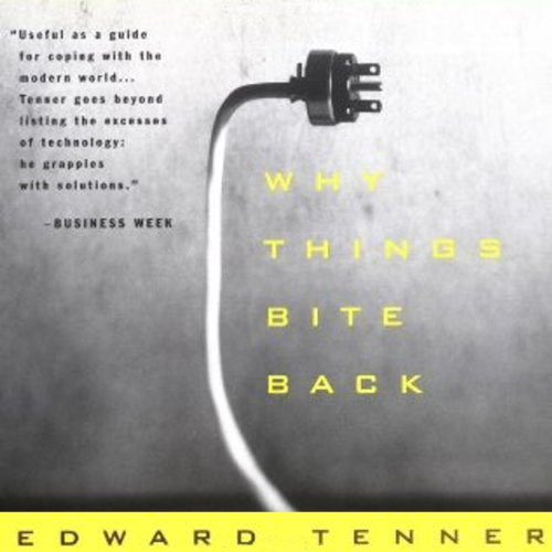 Why Things Bite Back audiobook cover art