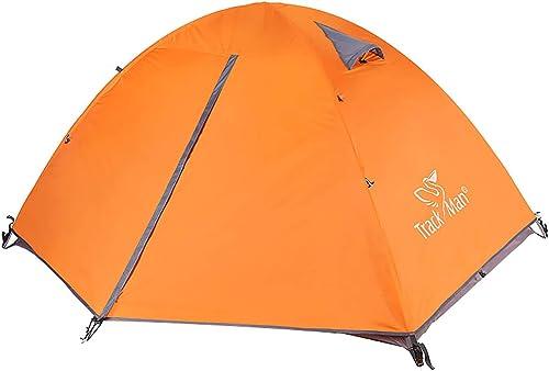 Zxr-de plein air tent Roscloud Tourisme en Plein air 2 Personnes Tente Camping Field Double Couche équipeHommest étanche