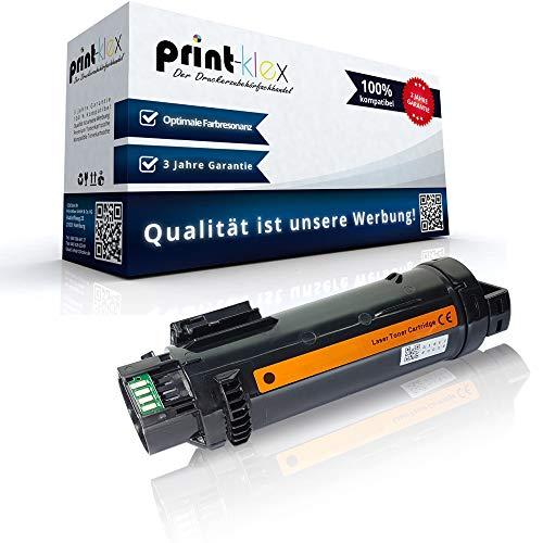 Print-Klex Tonerkartusche kompatibel für Xerox WorkCentre 6515DN WorkCentre 6515DNI WorkCentre 6515DNIS WorkCentre 6515DNM 106R03480 Schwarz Black - Color Pro Serie