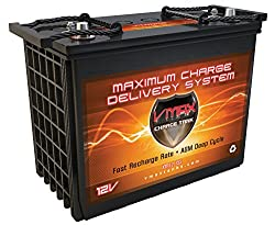12V VMAXTANKS Golf Cart Battery
