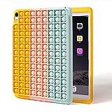 Housse de Protection pour Tablette en Silicone, Jouet sensoriel pour Le soulagement du Stress, Jouet...