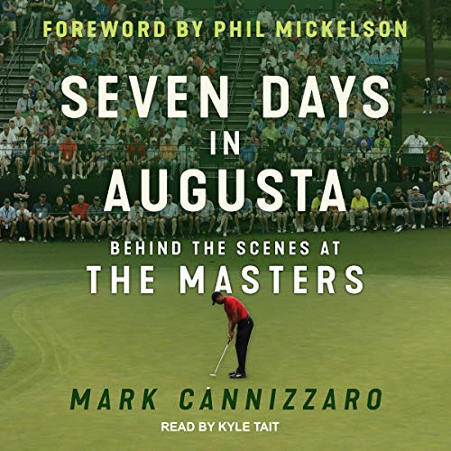 Seven Days in Augusta cover art