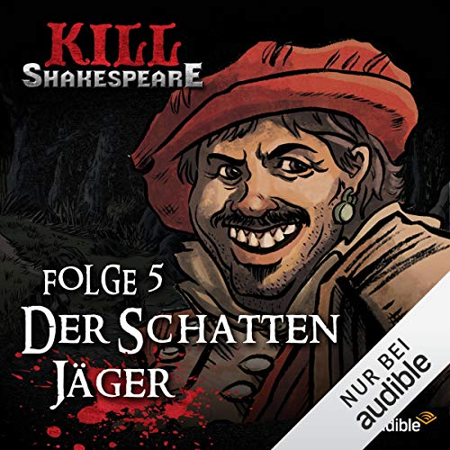 Der Schattenjäger audiobook cover art